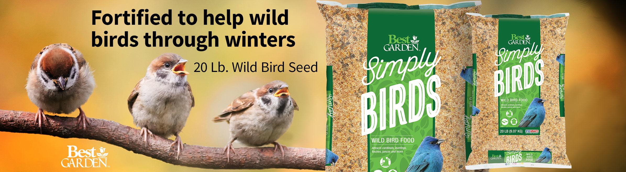 Best garden Wild Bird Food