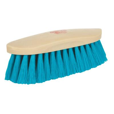 Decker Synthetic Bristles 2 In. Trim Size Grip-Fit Soft Grooming Brush